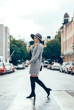 Knitted dress - Jonnamaista