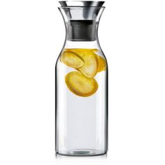 Eva Solo Fridge Carafe 1.4 L (460 VEF) ❤ liked on Polyvore featuring home, kitchen & dining, serveware, food, drinks, food and drink, decor, fillers, clear and glass serveware