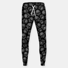 Totally Gothic III Sweatpants, Live Heroes
