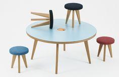 Jura   Contemporary Tables   James Burleigh