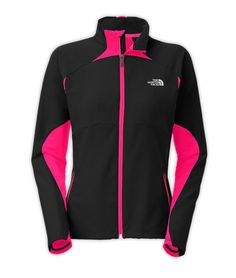 North face activewear jacket