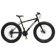 Kawasaki Sumo 4.0 Fat Tire Bicycle (26-Inch), Black - http://www.bicyclestoredirect.com/kawasaki-sumo-4-0-fat-tire-bicycle-26-inch-black/