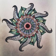 Mandala | via Tumblr