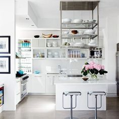 Julianna Margulies's Serene New York Apartment : Architectural Digest