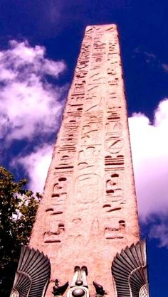 "New #documentary about ""Cleopatra's Needle"" in London's Embankment, to save the Ancient Egyptian monument from acid rain and pollution:  www.sponsume.com/... #crowdfunding #London #Egypt"