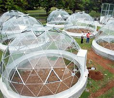 Smithsonian Tropical Research Institute - Solar Dome Project
