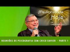 Psicografia com Chico Xavier: Mediunidade Hoje - TV Mundo Maior