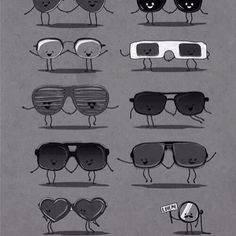 funny glasses monocle art on imgfave Best Funny Pictures, Funny Images, Funny Photos, Random Pictures, Pretty Pictures, Make You Smile, Laugh Out Loud, Decir No, Creative