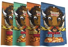 Tropical Foods expands Buffalo Nuts snack line