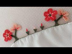 Crochet Flower Tutorial, Crochet Flowers, Knots, Bed Pillows, Make It Yourself, Blog, Needlepoint, Pillows, Crocheted Flowers