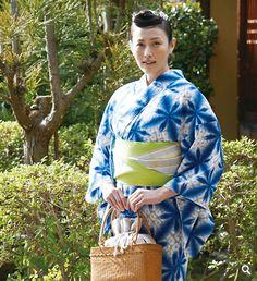 東京ますいわ屋 ゆかた コレクション ぶるじょわずがーるず 浴衣 薫 Kaoru