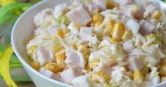 Sałatka królewska – hit na święta i imprezę! Monkey Business, Potato Salad, Grilling, Salads, Snack Recipes, Food And Drink, Rice, Tasty, Vegetables
