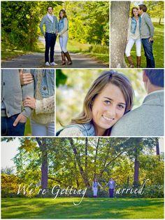 Fall Engagement Ideas #Photography #somethingcleverproductionsllc #Love