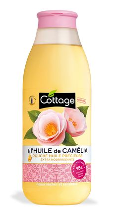 Extra Nourishing Precious Oil shower - ingredients of natural origin - Cottage Medicine Packaging, Cottage, Beauty Secrets, Beauty Products, The Body Shop, Shower Gel, Vitamin E, Body Care, Moisturizer