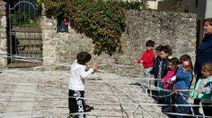 Giochi e Gare con la Canapa adl Museo di Sant'Anatolia di Narco