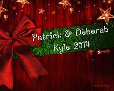 PATRICK & DEBORAH KYLE 2014