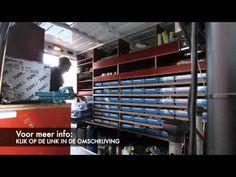 Bedrijfswageninrichting Teus | Uw Bedrijfswagen Perfect Laten Inrichten Tegen Scherpe Prijzen - YouTube