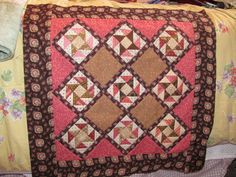 One of my quilts.
