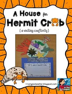 A House for Hermit Crab Activities