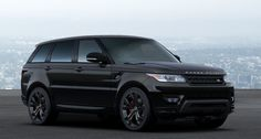 New Range Rover Sport Autobiography - good looking ride