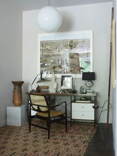 I mentioned in this post last week that I am pretty much head over heals for interior designer ...
