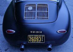 Porsche 356 Outlaw, via Flickr.