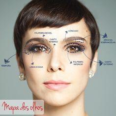 Mapa dos Olhos com Débora Falabella (Foto: Rodrigo Queiroz/Revista QUEM)