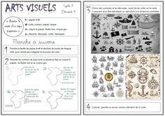 Arts visuels : faire une carte d'un pays imaginaire Fantasy Map Making, Ecole Art, Art Japonais, History Teachers, 3 Arts, Fantasy World, Art History, Pirates, Paintings