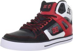 DC Men's Spart Hi WC Skate Shoe on Sale