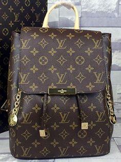 Louis-Vuitton-Backpack #luxurymoda