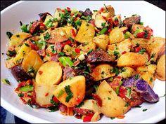 roasted potato salad with bacon more roasted potato salads roasted ...