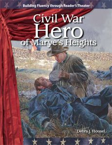 Build student fluency with this #readerstheater script that tells the story of Richard Kirkland, who risks his life to help dying soldiers on a battlefield. #civilwar #socialstudies #history Grade: 3-5