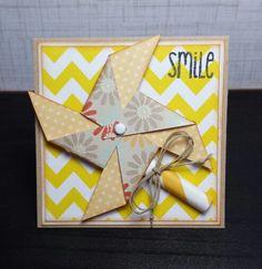 Handmade 3x3 Card