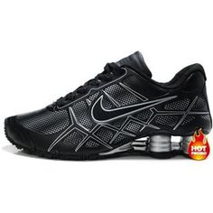 the latest 1f64e 4dec9 Nike Shox -Turbo12 Men Black Silver Cheap Nike, Nike Shoes Cheap, Nike Shoes
