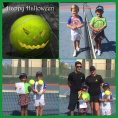 "Thank you Lisa and team for running today's ""Tennis Orange Fun Halloween Tournament"" at Fitness First Meadows Village, and thank you to all 20 players for joining us. Well done to Lulwa Naswardhani today's winner and runner up Stijn Ruyten."