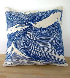 wave-pillow