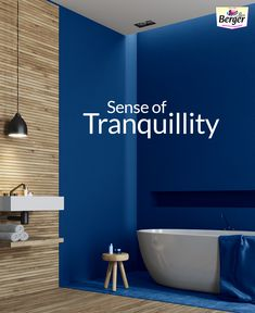Give your bathroom a contemporary look which brings a sense of tranquillity