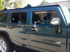 Photo Credit: David Wise  Grandin Road's Spooky Decor Challenge 2012