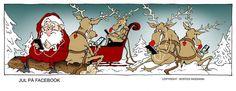 Ekstra Bladet - Jul på Facebook