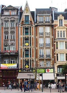 Little buildings - Lille, France