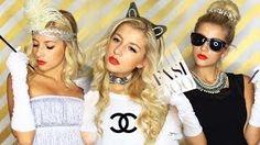 fashion costume - YouTube