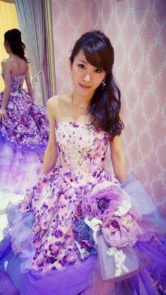 「 カラードレス試着⭐︎ 」の画像|中江のブログ|Ameba (アメーバ)