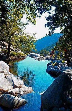 Samothraki island Hellas
