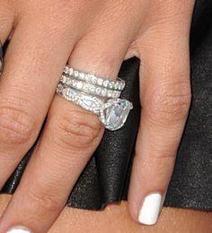 celebrity engagement rings on pinterest engagement rings