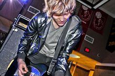Danny Knoblock (Lead Guitar) - Warroad, MN - June 10, 2012