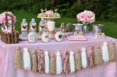 'Thank Heaven for Little Squirrels' Baby Shower