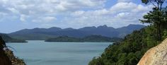 View from the island of Koh Chang