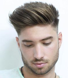 👏RG Be apart of the community sharing inspiration, tricks, tips, and more! Trendy Mens Haircuts, Cool Hairstyles For Men, Cool Haircuts For Boys, Undercut Hairstyles, Boy Hairstyles, Medium Hair Styles, Curly Hair Styles, Hair And Beard Styles, Groom Hair Styles