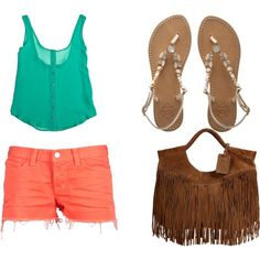 Summer<3, created by makenzienagy on Polyvore