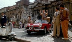 The Talented Mr Ripley, Piazza Navona - 15 movies set in Rome and their locations 9